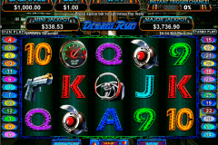 dream run rtg pokie