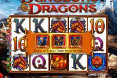 dungeons and dragons igt pokie