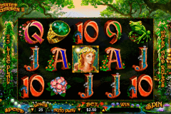 enchanted garden ii rtg pokie