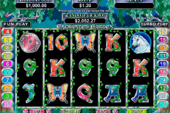 enchanted garden rtg pokie