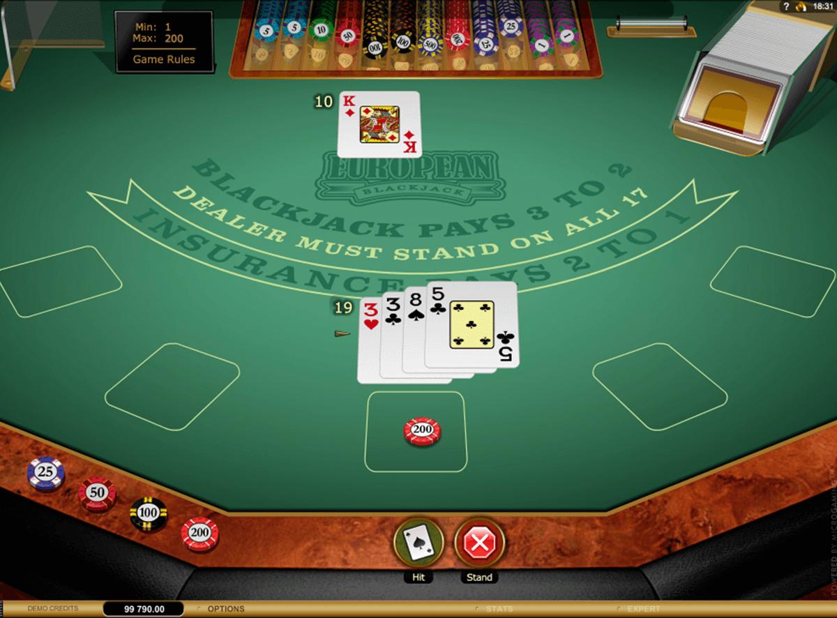 online casino european
