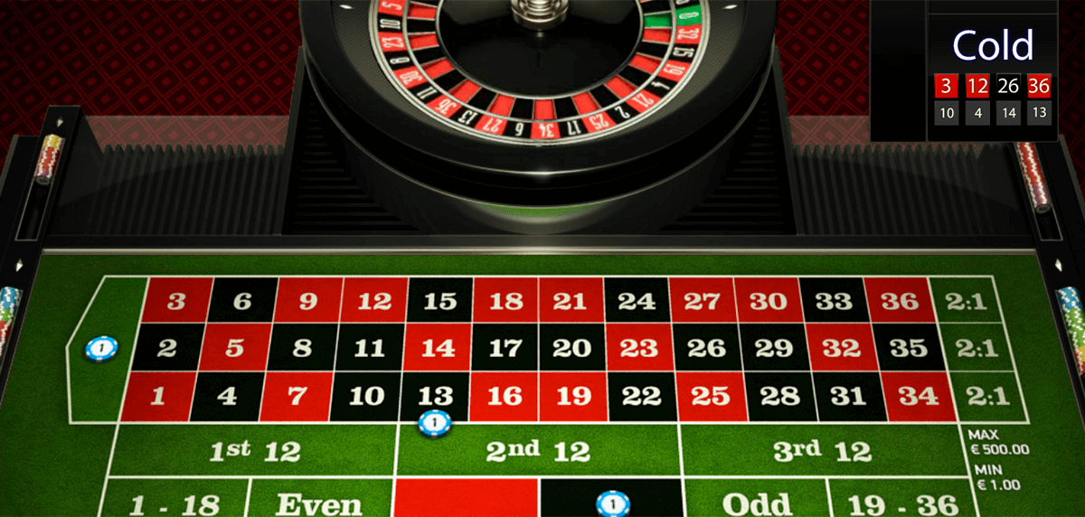Spiele European Roulette VIP - Video Slots Online