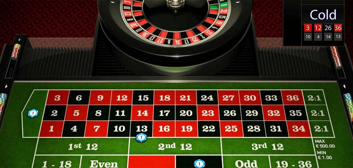 european roulette netent