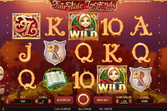 fairytale legends red riding hood netent pokie