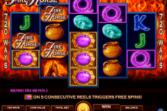 fire horse igt pokie