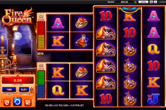 fire queen wms pokie