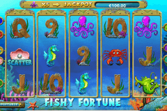 fishy fortune netent pokie