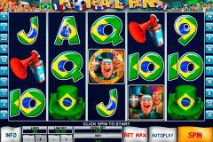 football fans playtech pokie