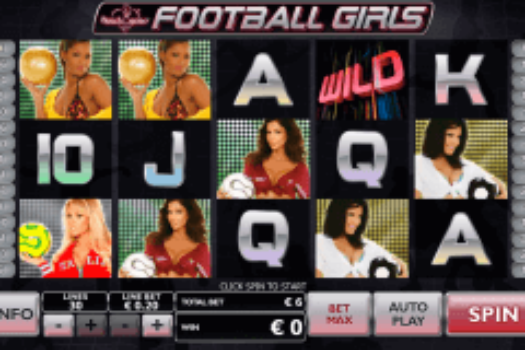 football girls playtech pokie