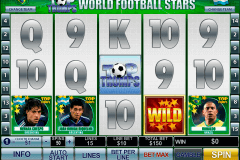 football stars playtech pokie