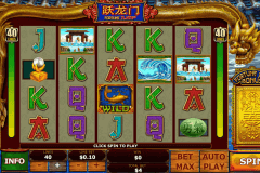 fortune jump playtech pokie