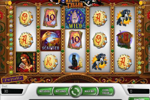 fortune teller netent pokie