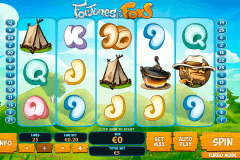 foy fortunes playtech pokie