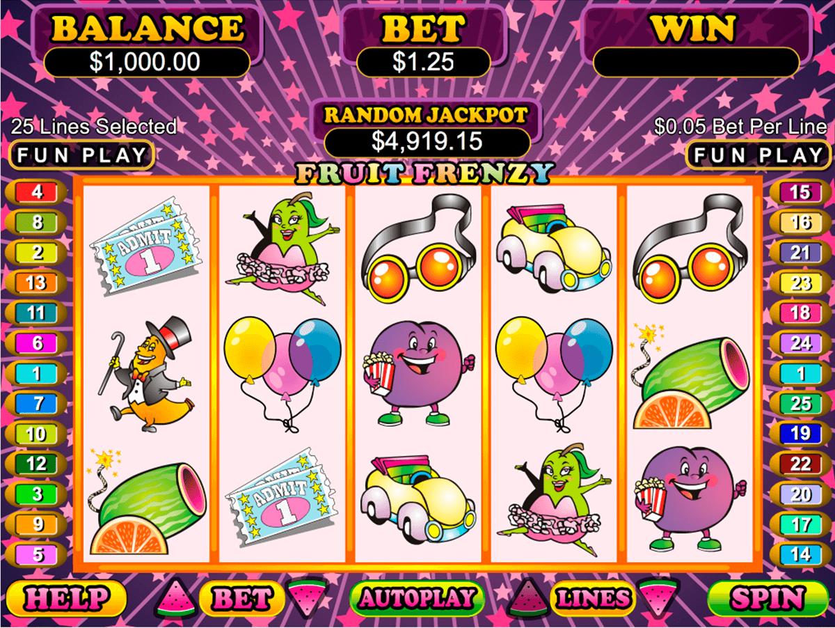 Spiele Fruit Frenzy - Video Slots Online