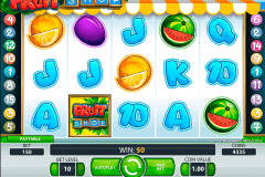 fruit shop netent pokie