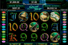 ghost ship rtg pokie