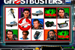 ghostbusters igt pokie