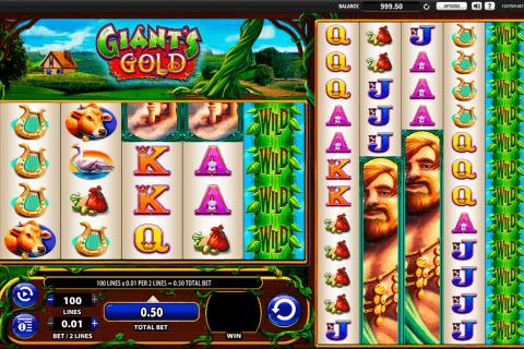 giants gold wms pokie