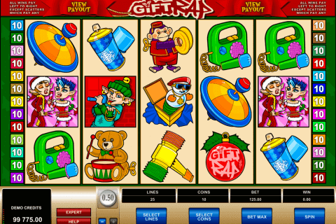 gift rap microgaming pokie