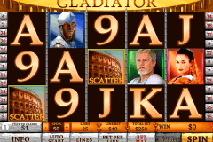gladiator playtech pokie