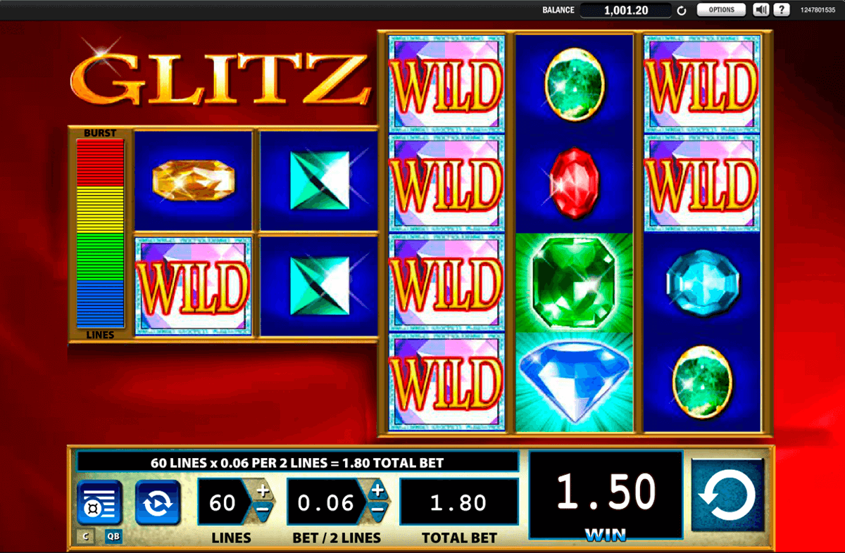 Spiele Glitz - Video Slots Online
