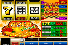 gold coast microgaming pokie