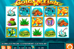gold fish wms pokie