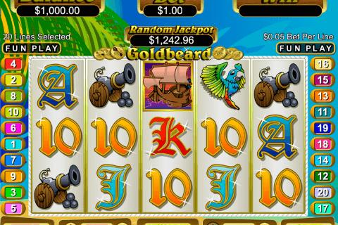goldbeard rtg pokie