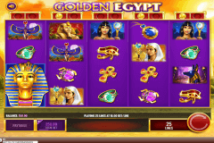 golden egypt igt pokie