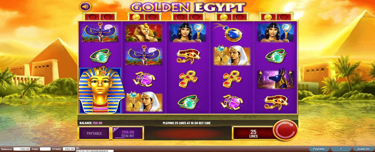golden egypt igt pokie