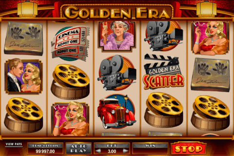 golden era microgaming pokie