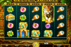 golden jungle igt pokie