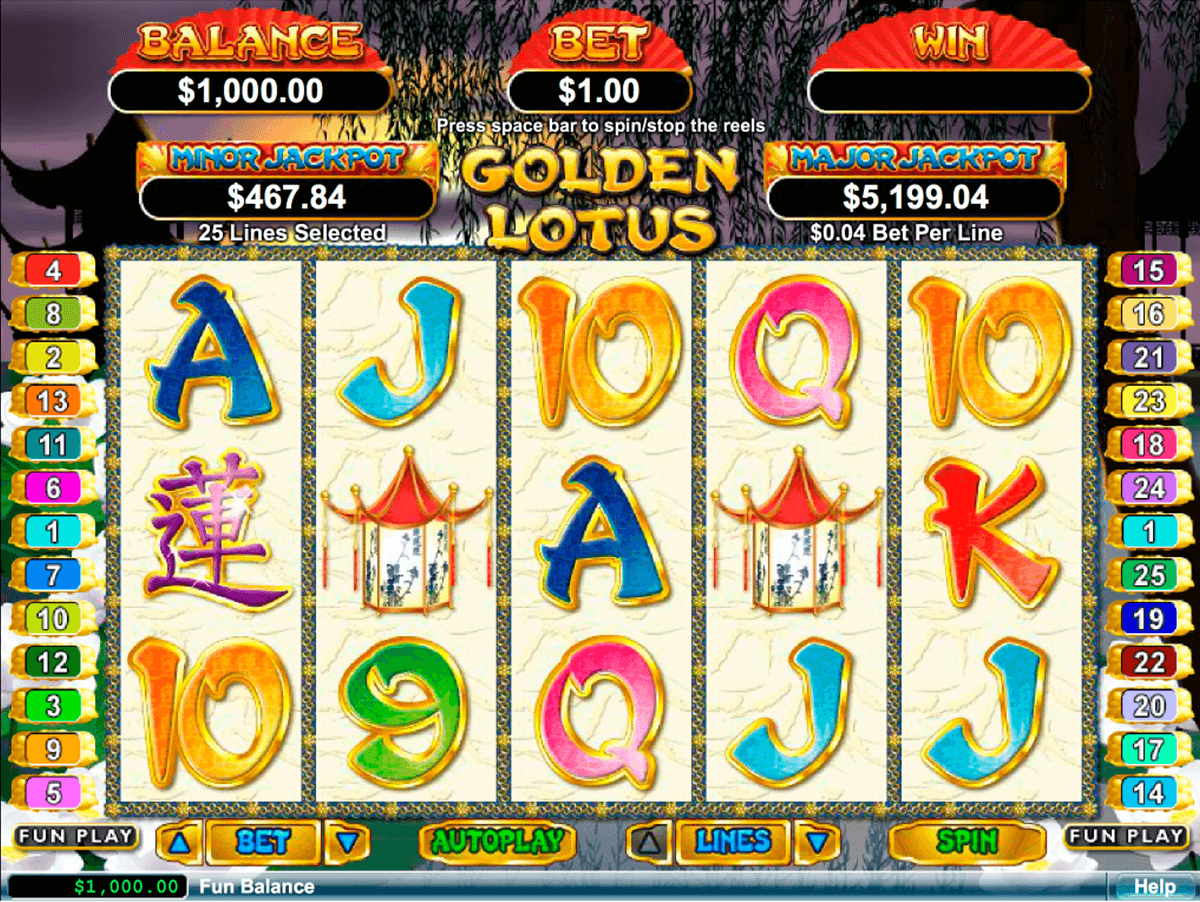Golden lotus slot machine play free rtg pokies online golden lotus rtg pokie izmirmasajfo
