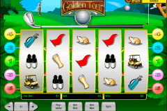golden tour playtech pokie