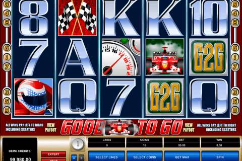 good to go microgaming pokie