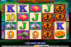 grand monarch igt pokie