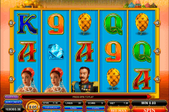 great czar microgaming pokie
