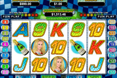 green light rtg pokie