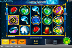 gypsy moon igt pokie