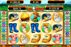 hen house rtg pokie