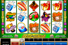 hot shot microgaming pokie