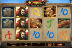 huangdi the yellow emperor microgaming pokie
