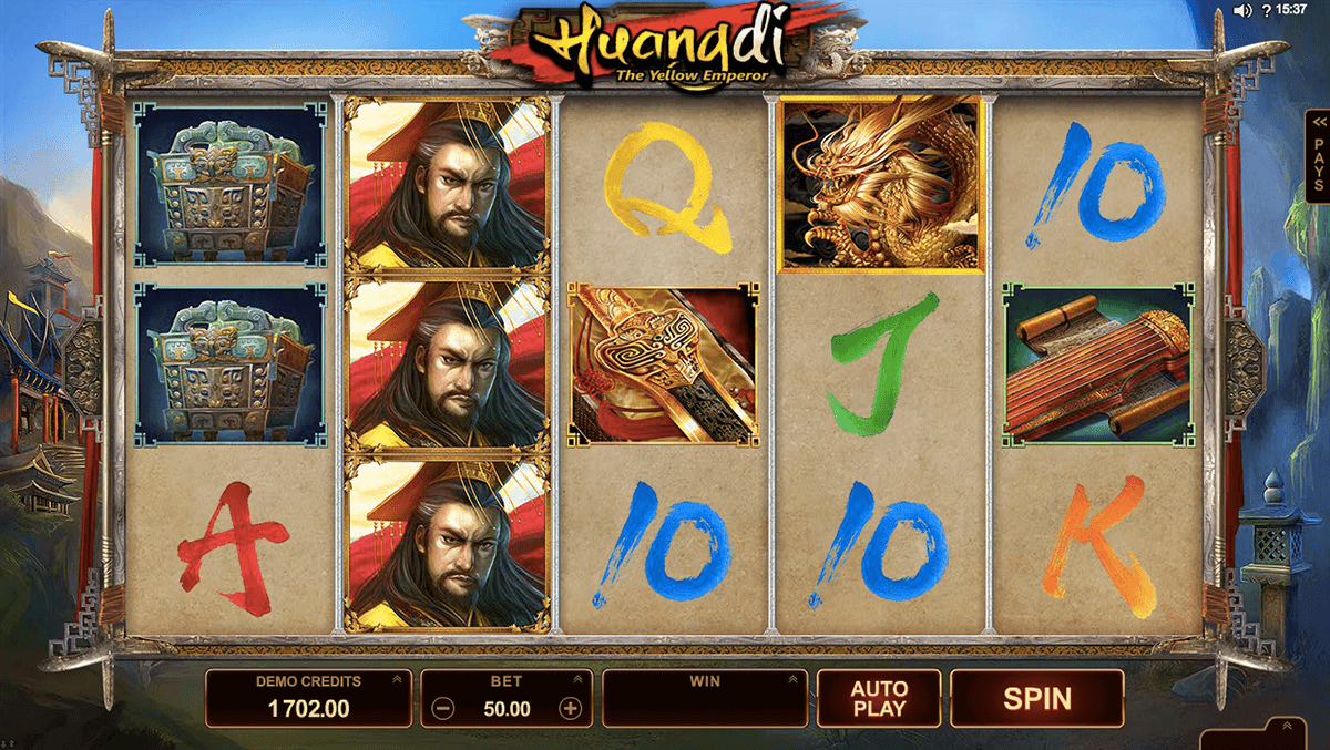 Spiele EmperorS Fortune - Video Slots Online