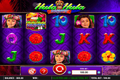 hula hula nights wms pokie