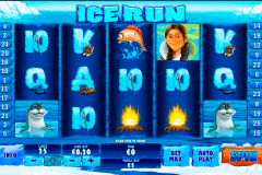ice run playtech pokie