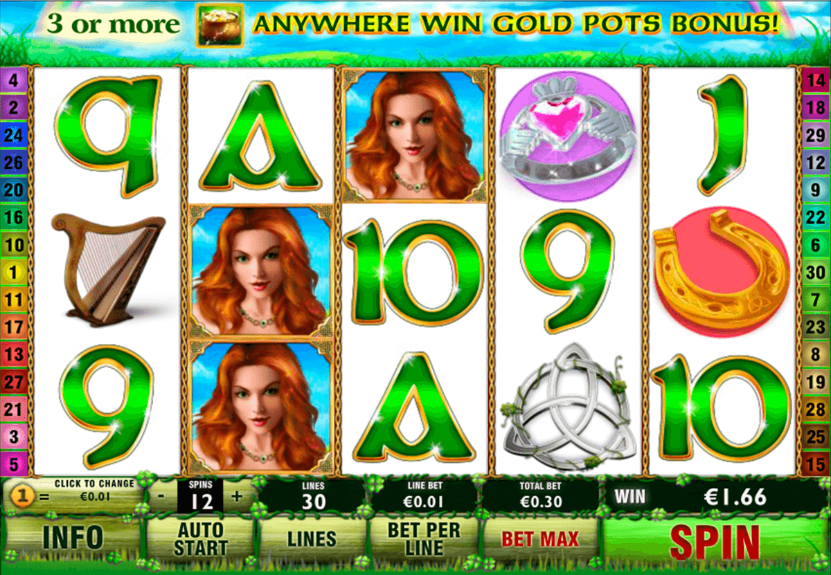Spiele Irish Story - Video Slots Online