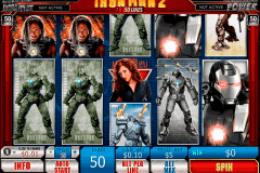 iron man   lines playtech pokie