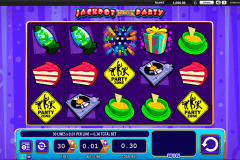 jackpot block party wms pokie