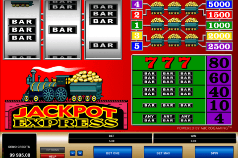 jackpot epress microgaming pokie