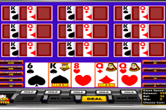 jacks or better betsoft video poker